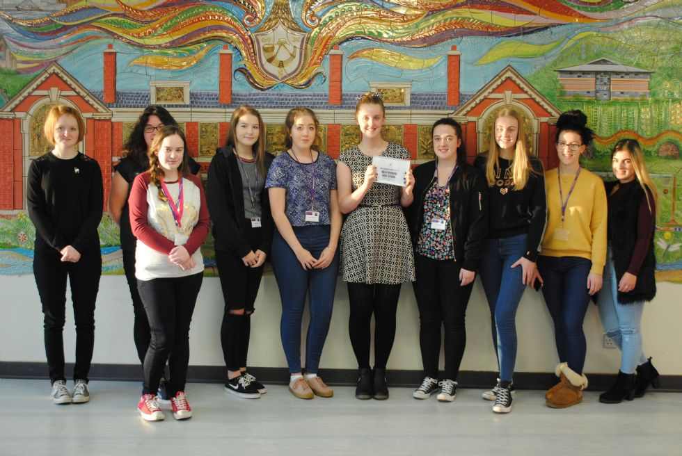 Weatherhead High School National Champion School Status for 2nd year running