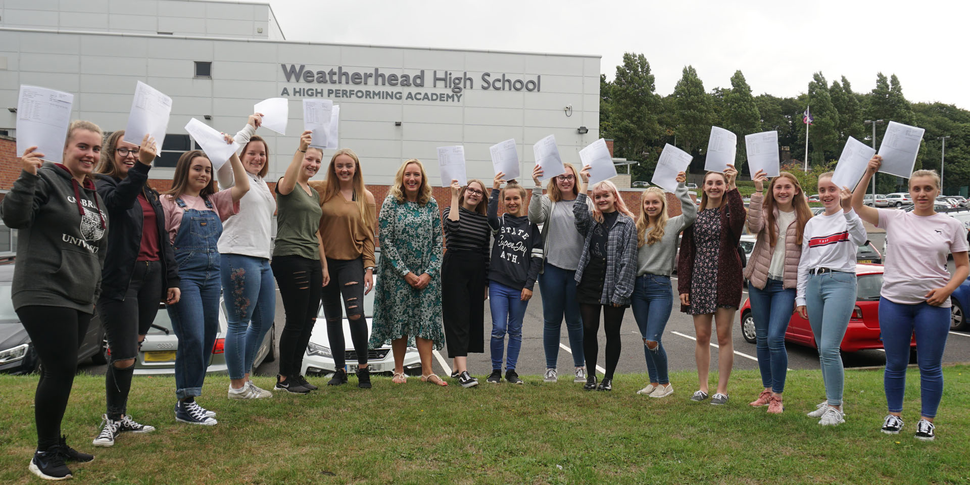GCSEResultsDay2018
