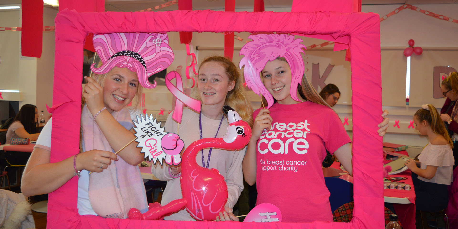 Pink Day Charity Fundraiser