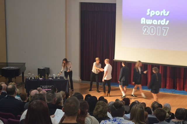Sports Awards Evening 2017 (1 of 3)