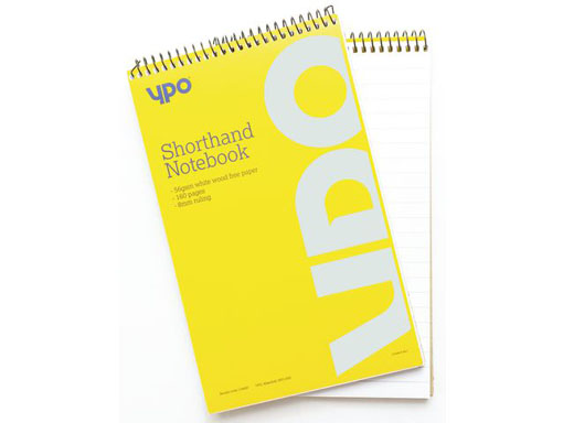 IRIS Shorthand Notebook YPO