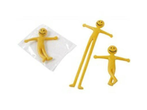 Stretchy Smiley Person (10 Points)