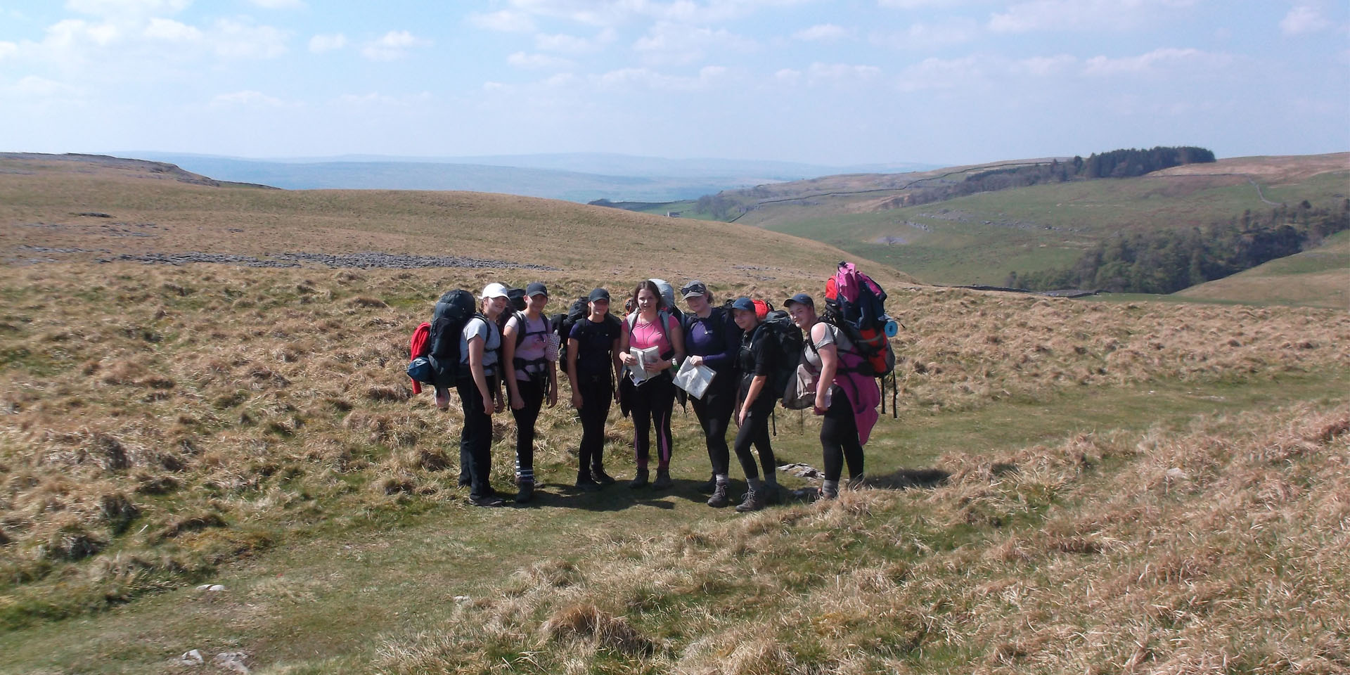 DofE Training Expeditions