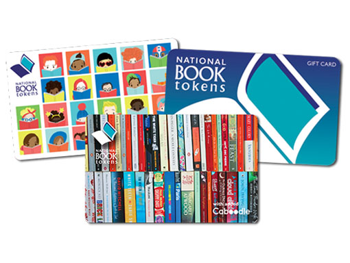National Book Tokens (170 Points)