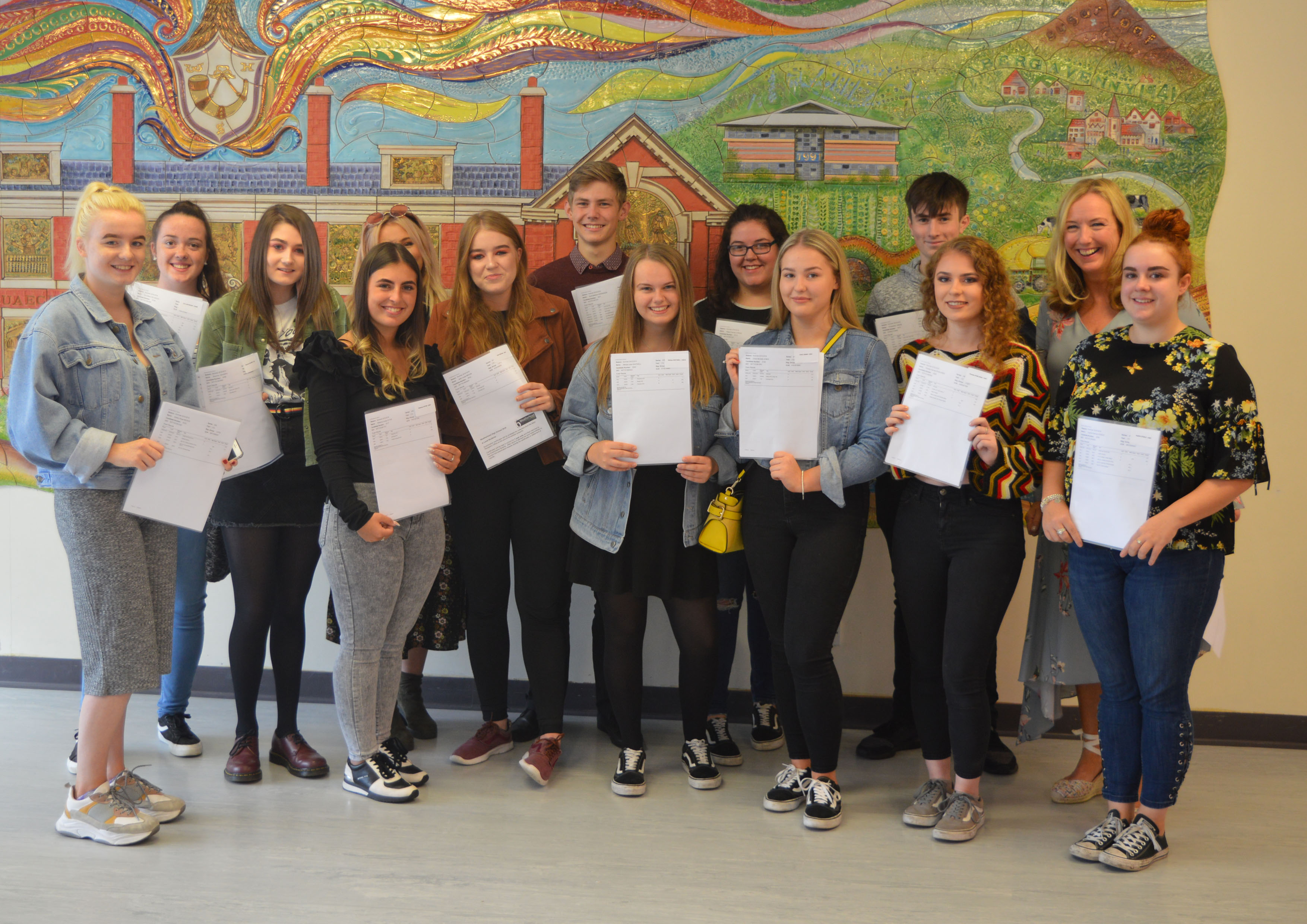 A Level Results Day 2018 (1)