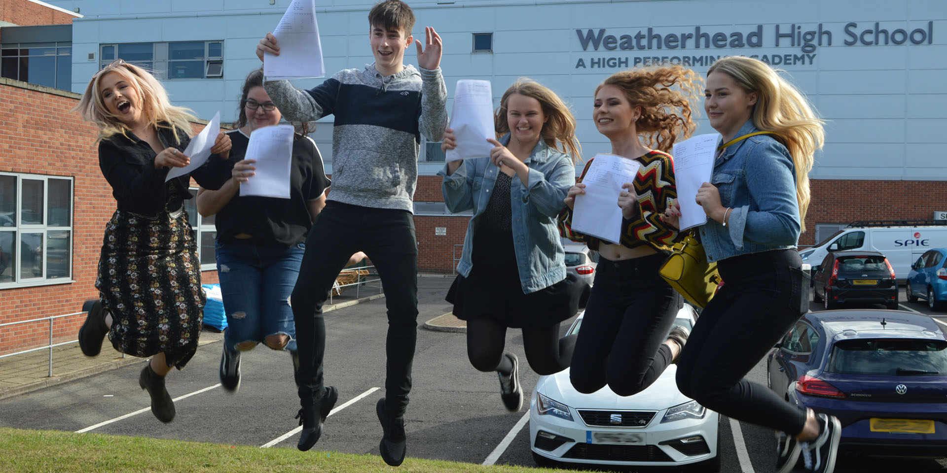 Weatherhead Students Maintain Excellence Whilst Celebrating Success In All New Sixth Form Qualifications!