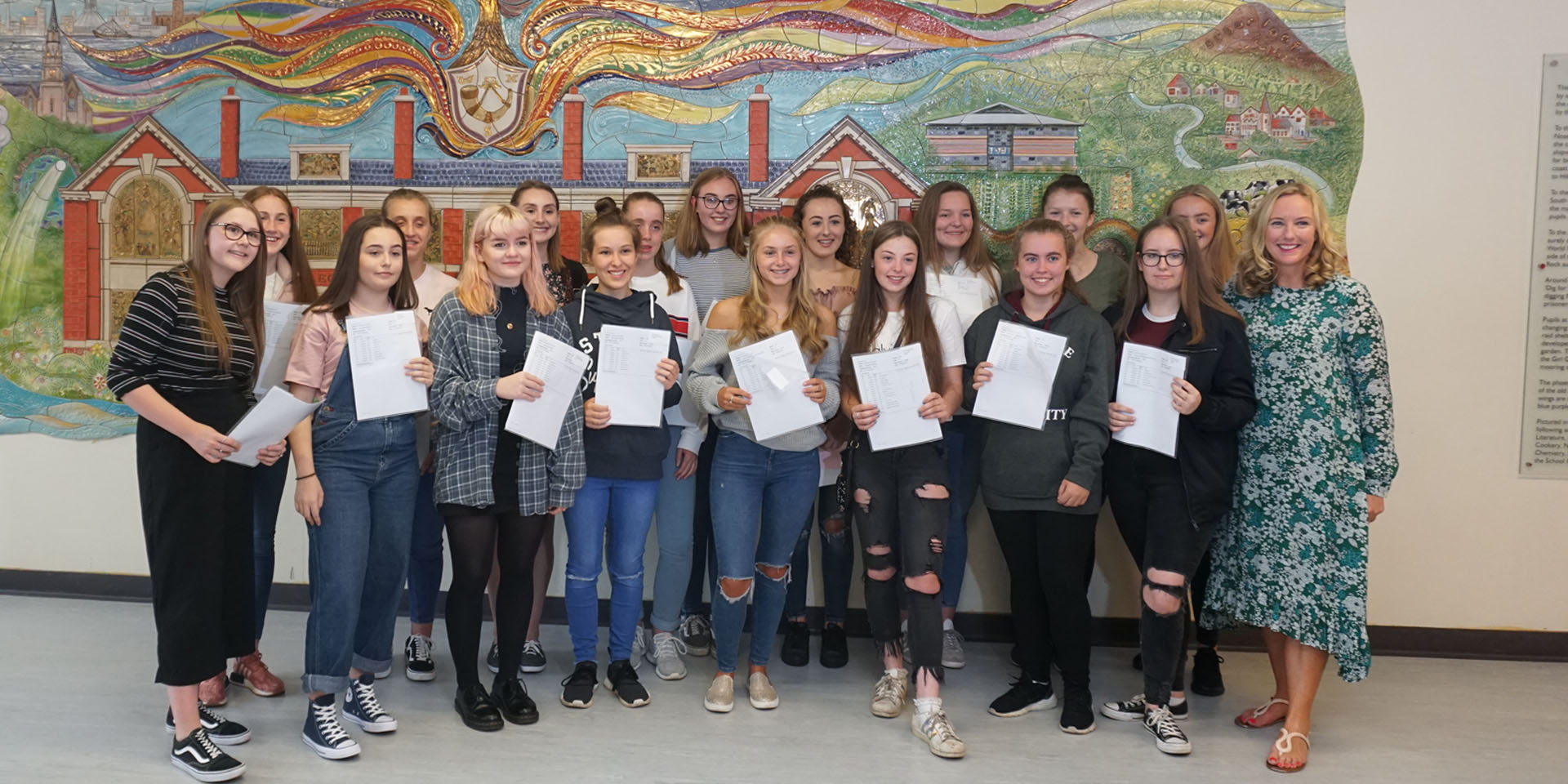 Weatherhead Students Celebrate Outstanding GCSE Results In All Subjects!