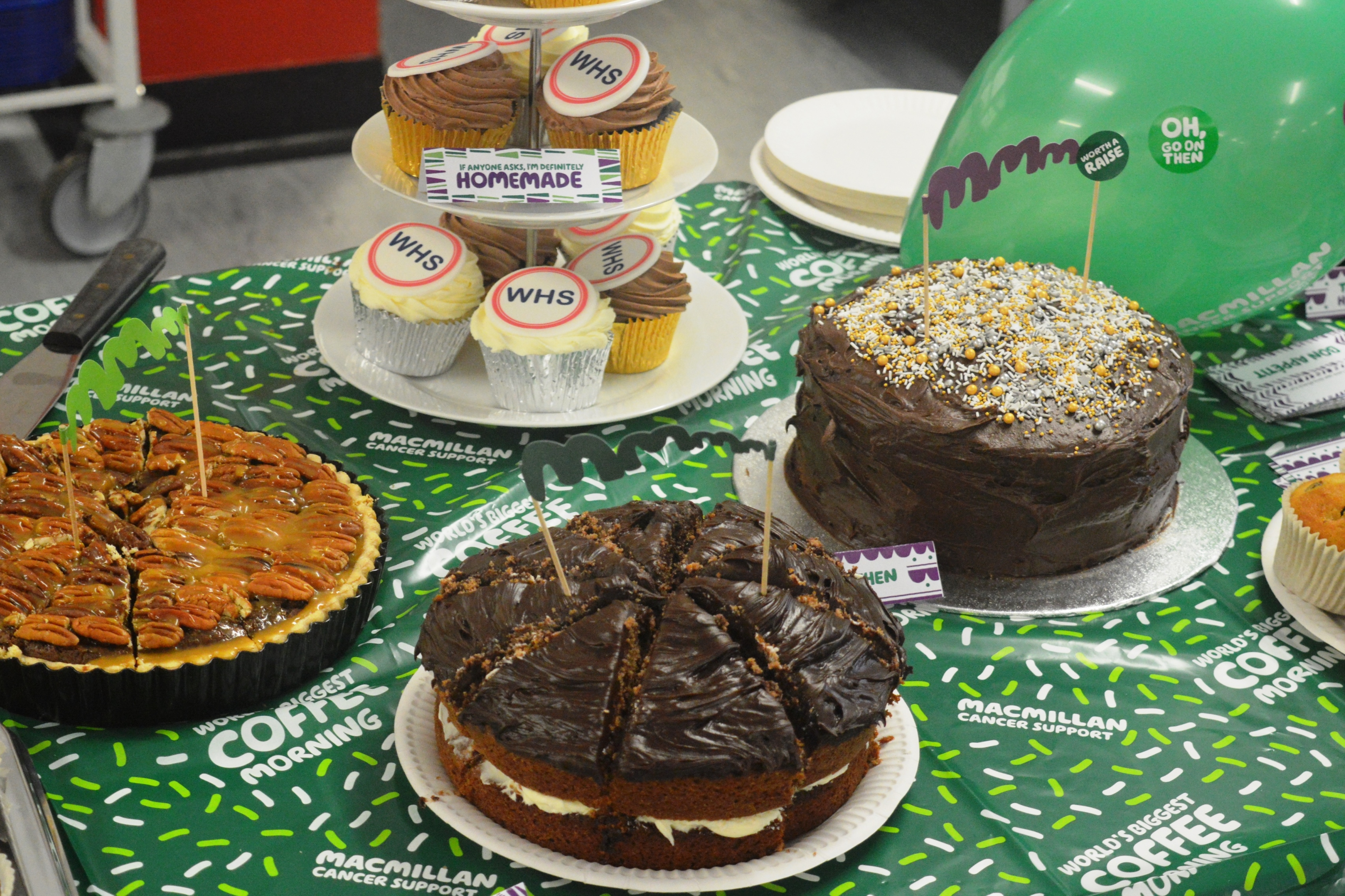 Macmillan Coffee Morning 2018 (2)