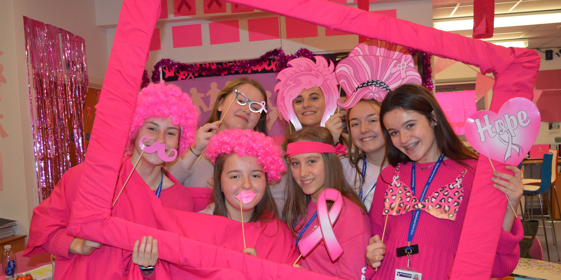 Pink Day Fundraiser