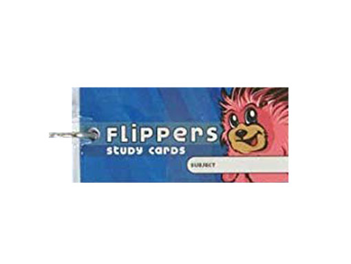 Flippers Study Cards (40 Points)