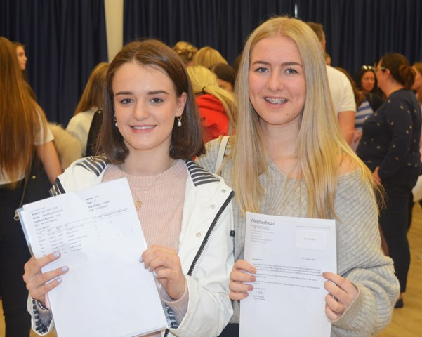 GCSE Results 2019 (10)