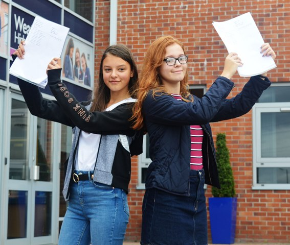 GCSE Results 2019 (2)