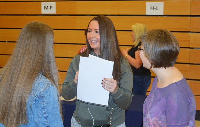 GCSE Results 2019 (9)