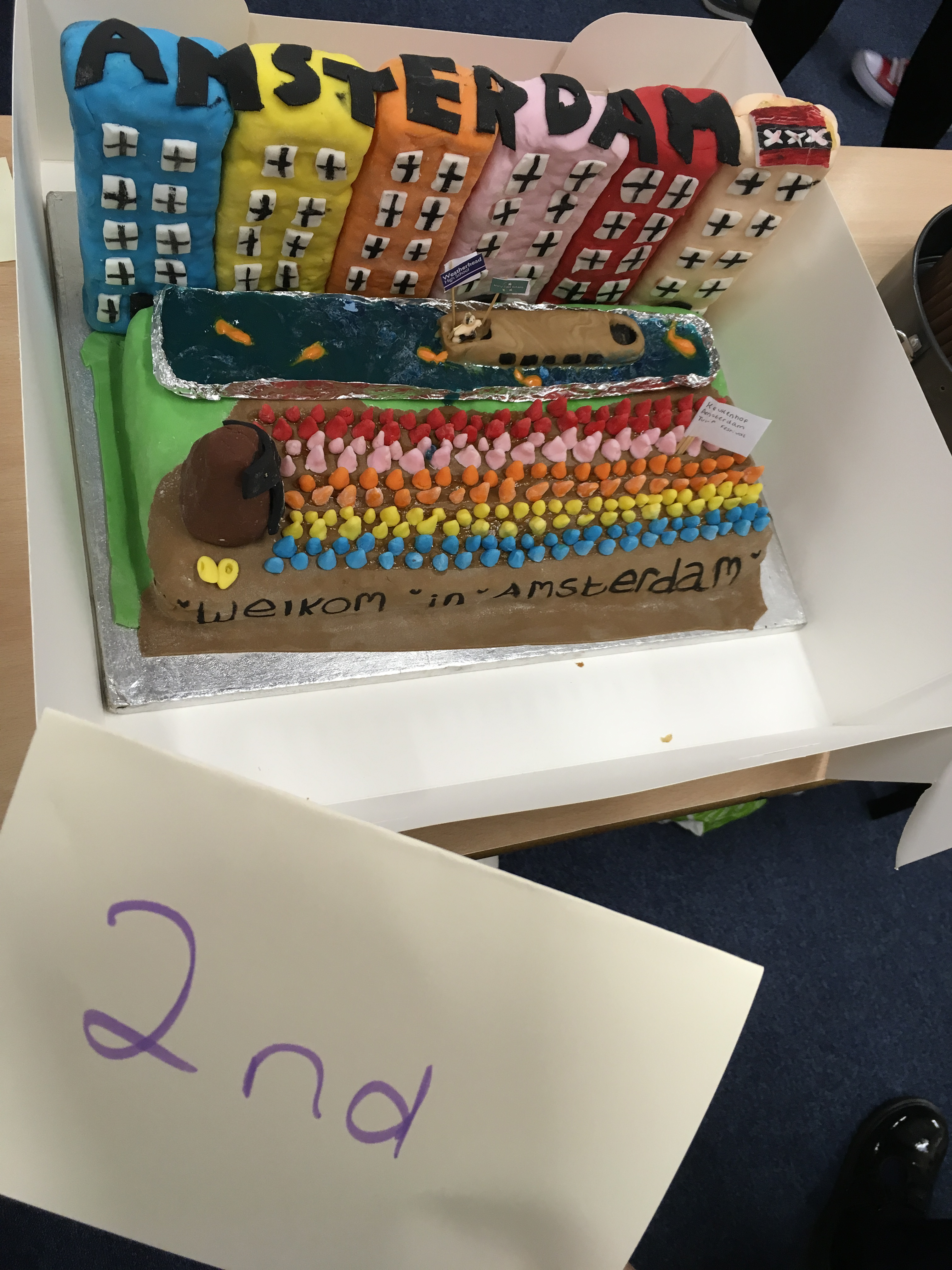 Great European Bake Off 2019 - 2nd Place
