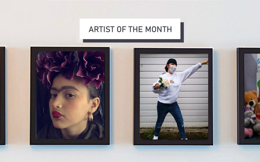 June's Artist of the Month